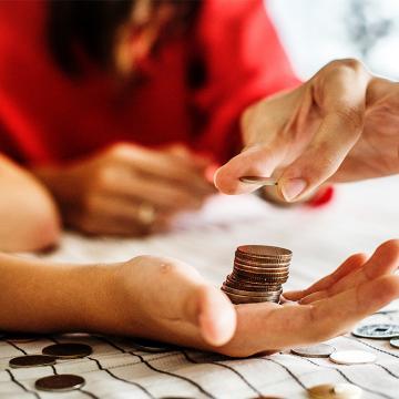 Geld en gezin