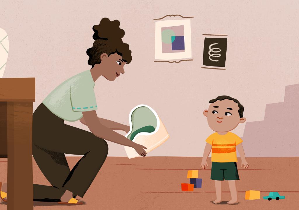 Wat kan ik doen om mijn kind zindelijk te maken ? (2)