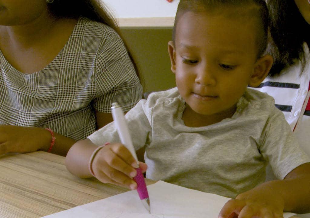 Mijn kind is twee jaar oud. Waarom ga ik naar het consultatiebureau?