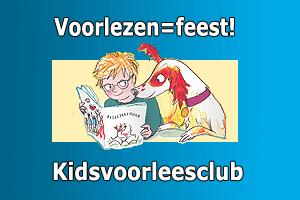 Kidsvoorleesclub op de Vlaardingse Fluisterboot!