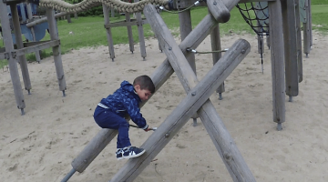 Vlog: Lekker naar de speeltuin!