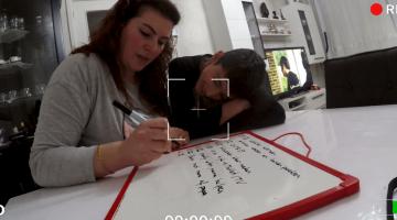 Vlog van Monik: Een schema voor thuis