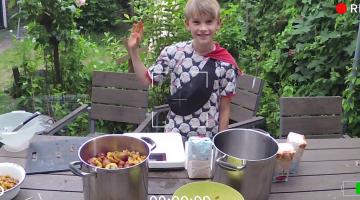 Vlog van Eli: Jam maken