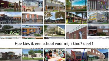 Hoe kies ik een school voor mijn kind ? (1)