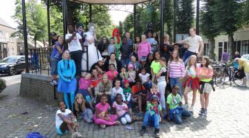 Kinderkamp Vlaardingen