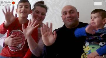 Vlog: Monik en haar gezin