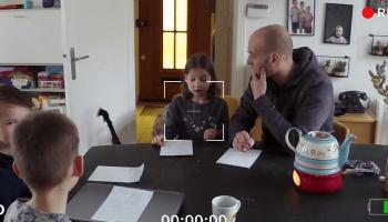Vlog van Eli: De thuisschool