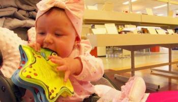Voorlezen met je baby, hoe doe je dat?