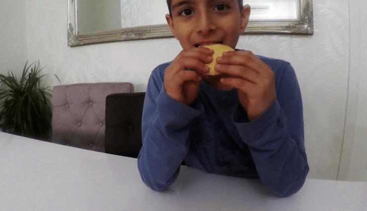 Vlog van Monik: Koekjes bakken