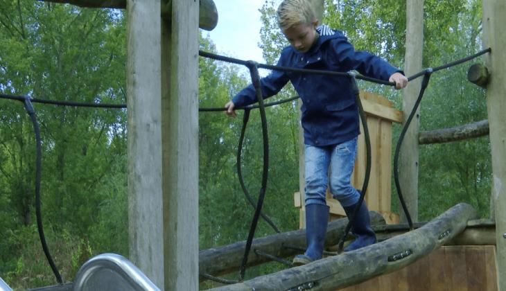 Wat kun je in het Klauterwoud doen samen met je kinderen?