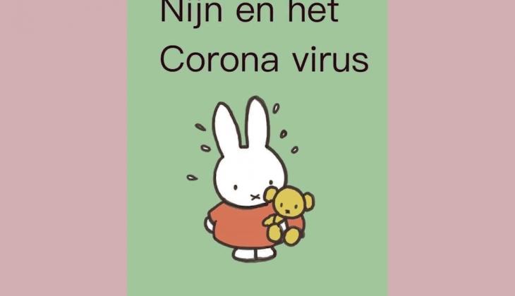 Nijntje en het coronavirus