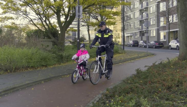 Hoe fiets ik veilig met mijn jonge kind? (1)