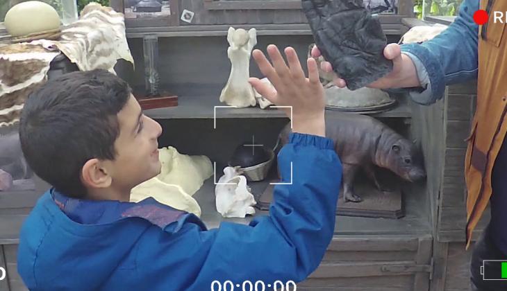 Vlog van Monik: Naar de dierentuin