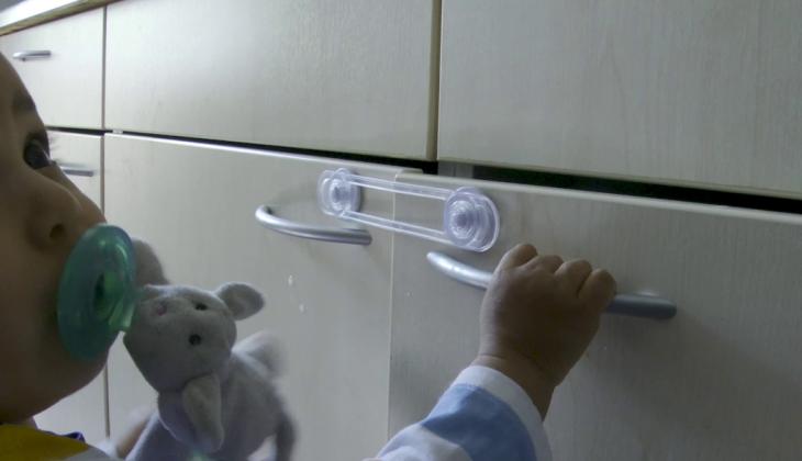 Hoe maak ik de keuken veilig voor mijn kind?