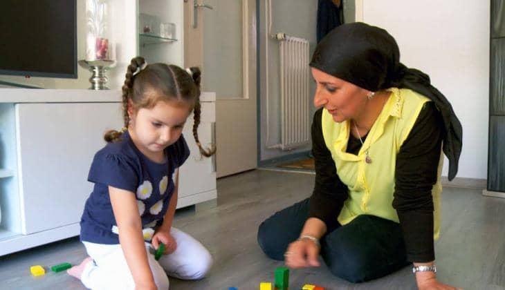 Hoe kan ik mijn kind helpen met spelen?