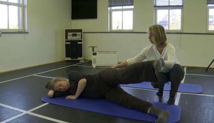Welke spieren moet je vooral trainen bij een zwangerschap?