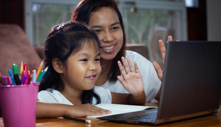 Hoe begeleid ik mijn kind met internetten?