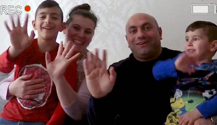Vlog van Monik: Monik en haar gezin