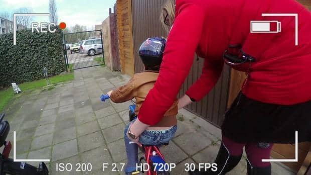 Vlog van Martine: Fietsen