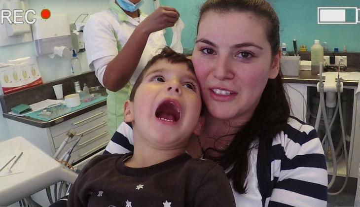 Vlog van Monik: Naar de tandarts